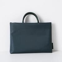 文件袋办公用品资料袋防水女士手提包男士商务公文包笔记本电脑包