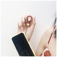日卡通手机挂绳圆环指环扣通用挂件防丢吊环创意挂饰可爱女款