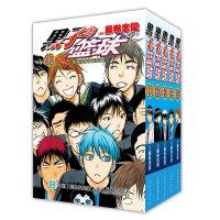 黑子的篮球11-15(套装共5册,大陆的引进正版,超人气的体育类漫画)