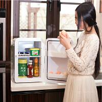 科敏20L车载冰箱冷暖箱车家两用冰箱迷你小冰箱家用制冷学生冷藏