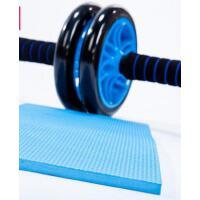 收腹轮健腹轮健腹器 巨无霸款静音腹肌轮双轮健身轮滚轮