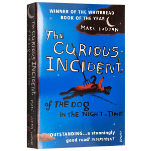 华研原版 深夜小狗神秘事件 英文原版小说 The Curious Incident of the Dog in the Night-Time 英文版进口书籍