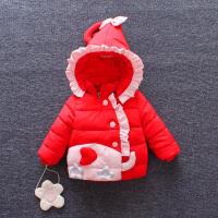 儿童装棉衣外套秋冬洋气衣服