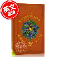 预售 巫兹纳德系列 第 1季 科比遗作珍藏限量版绒布封面英文原版科比布莱恩特Wizenard Series:Seaso