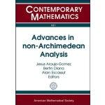 【预订】Advances in Non-Archimedean Analysis 9780821852910