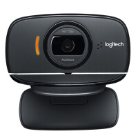 罗技(logitech)C525 高清摄像头 网络摄像头 800万像素网络主播自动对焦美颜视频带麦克风