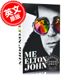现货 艾尔顿约翰官方自传:我 英文原版 Me: Elton John Official Autobiography 精