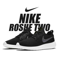 NIKE耐克新款男子NIKE ROSHE TWO复刻鞋844656-003休闲鞋板鞋