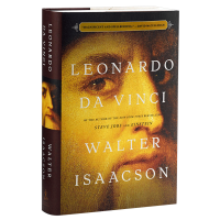 列奥纳多达芬奇传 Leonardo da Vinci 英文原版人物传记 乔布斯传作者Walter Isaacson 比尔
