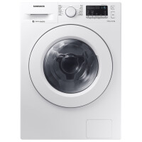 【当当自营】三星(SAMSUNG) WD90M4473MW/SC 9公斤家用洗烘一体滚筒洗衣机 白色