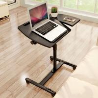 电脑桌 简易家用笔记本桌床上用宿舍学习书桌简约懒人小桌子散热折叠可移动升降床边学习桌家具用品