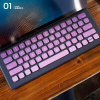 iPad Pro键盘膜创意贴膜iPad 12.9寸键盘贴纸按键贴 配件