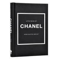 【中商原版】香奈儿:经典 英文原版 The Little Book of Chanel Emma Baxter-Wri