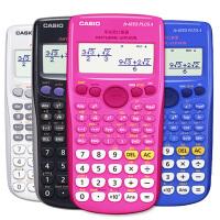 卡西欧科学函数计算器fx-82es plus a中小学学生中高考大学初高中考试用中级会计注会可爱多功能电子计算机