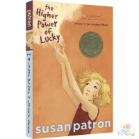The Higher Power of Lucky 乐琦的神奇力量 Susan Parton 2007年纽伯瑞金奖 经典