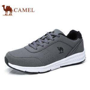 camel 骆驼男鞋 新品健步鞋时尚运动鞋缓震休闲鞋轻盈跑鞋子