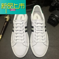 新品上市鞋子男潮鞋19春季潮牌板鞋男韩版潮流青年小白鞋百搭透气休闲鞋