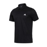 Adidas阿迪达斯男装运动POLO衫休闲透气短袖T恤CV8322