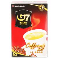[当当自营] 越南进口 中原G7 三合一速溶咖啡 384g