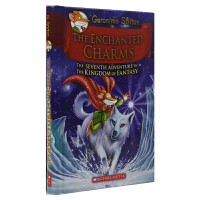 Geronimo Stiliton The Enchanted Charms 老鼠记者幻想王国#7桥梁书 魔法的魅力