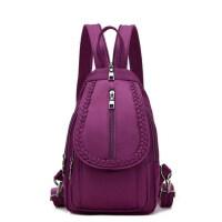 胸包潮帆布包女包斜挎包双肩包女式包旅行背包小包包