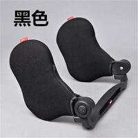 汽车头枕护颈枕一对座椅腰靠套装记忆棉儿童车用睡眠枕头U型颈枕