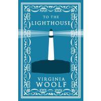 英文原版 伍尔芙:到灯塔去 Alma经典文学 Virginia Woolf: To the Lighthouse (Al