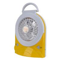 迷你电风扇USB台灯可充电小风扇多功能床上台式随身宿舍台扇