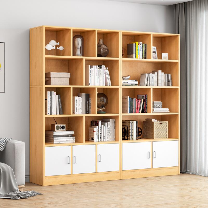 【3折爆款】桌上置物架简约现代学生书桌收纳小书架经济型简易桌面整理架书架 支持* 多种款式 接缝紧密