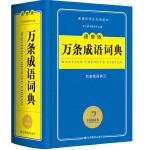 开心辞书 速查版万条成语词典 字典新课标学生专用工具书(蓝色经典)