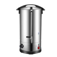商用电热开水桶烧水桶304不锈钢开水器电热水桶奶茶保温桶