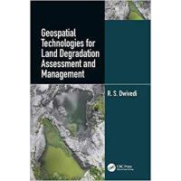 【预订】Geospatial Technologies for Land Degradation Assessment
