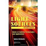 【预订】Light Sources, Second Edition 9781482243673