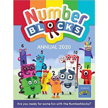 【预订】Numberblocks Annual 2020 9781782265955 美国库房发货,通常付款后3-5周到货!