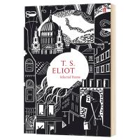 艾略特诗选 Selected Poems of T S Eliot 英文原版 费伯诗歌 精装 全英文版正版原著进口原版英