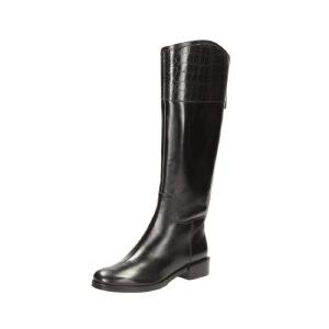Clarks/其乐女鞋2017秋冬新款英伦时尚休闲长靴Marquette Snow专柜正品直邮