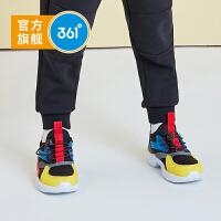 【下单立减到手价:129.5】361度童鞋 男小童中大童跑鞋2020春季新款鞋儿童运动鞋休闲鞋子 N72014805
