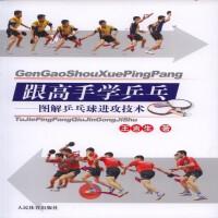 跟高手学乒乓球---图解乒乓球进攻技术
