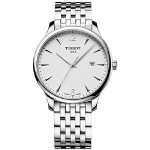 天梭TISSOT-俊雅系列 T063.610.11.037.00 石英男士手表【好礼万表 礼品卡可购】