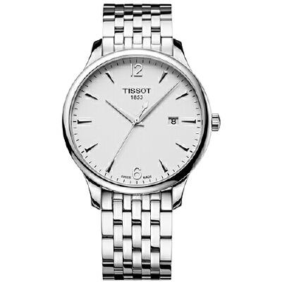 天梭TISSOT-俊雅系列 T063.610.11.037.00 石英男士手表【好礼万表 礼品卡可购】下单后16:45前支付,2-5个工作日到达