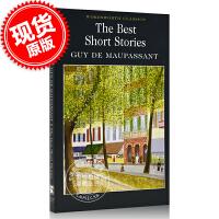 现货 莫泊桑短篇小说选集 英文原版 Best Short Stories 居伊・德・莫泊桑 羊脂球 wordswort