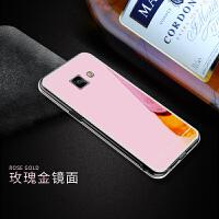 三星A5 2017手机壳SM-A5200外套Galaxy a5简约A5208防摔A520F镜面软壳S 三星A520 (