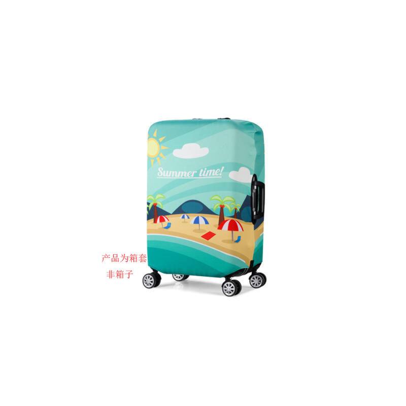 【箱包5折包邮】茉蒂菲莉 行李箱保护套 旅行箱拉杆箱20/24/28/30寸加厚耐磨保护套【支持礼品卡】 加厚耐磨