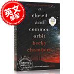 现货 一个封闭的共同轨道 英文原版 Wayfarers系列2 A Closed and Common Orbit 20