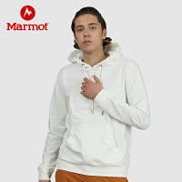 【开学季】Marmot/土拨鼠户外柔软舒适轻量套头卫衣