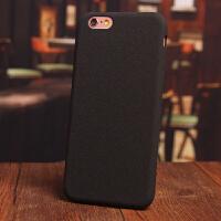 iphone6手机壳 苹果6plus硅胶套全包防摔简约磨砂个性潮男6s软壳
