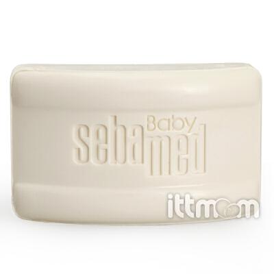 进口施巴婴儿香皂洁肤皂100g儿童沐浴香皂洗澡香皂德国宝宝沐浴皂