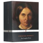 克里斯蒂娜罗塞蒂诗歌全集 英文原版 Christina Rossetti Complete Poems 小妖精集市 王