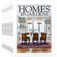 英国 HOMES & GARDENS 杂志 订阅2020年 E89 别墅住宅室内及花园设计