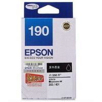 爱普生(Epson)T1901黑色墨盒 C13T190180 190XL黑色高容墨盒 T1902青色 T1903洋红色